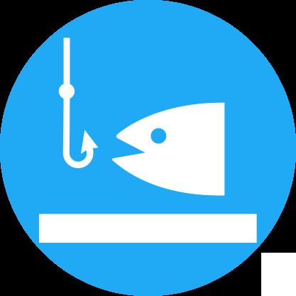 Pontons de pêche